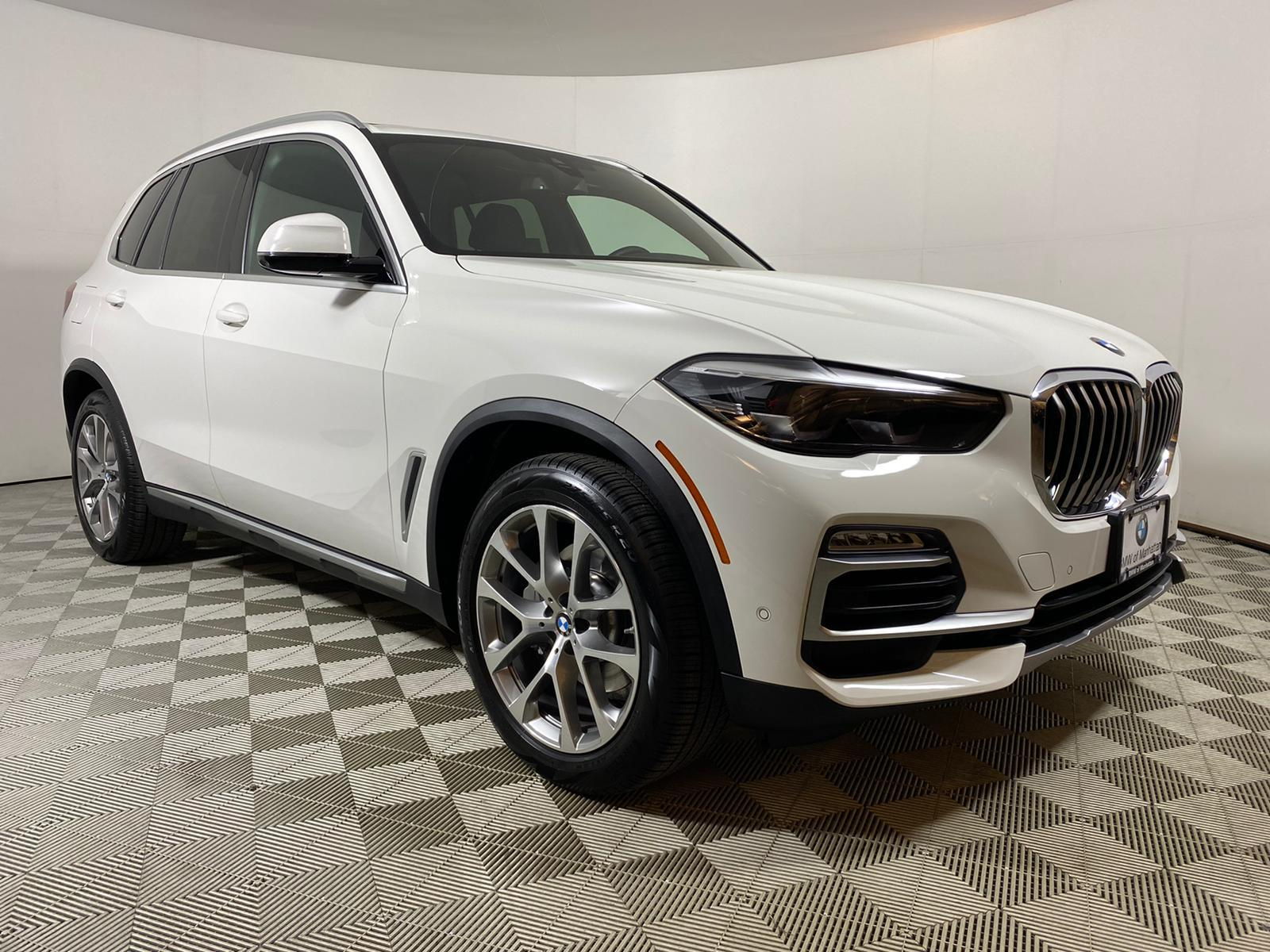 Pre-Owned 2020 BMW X5 xDrive40i xDrive40i
