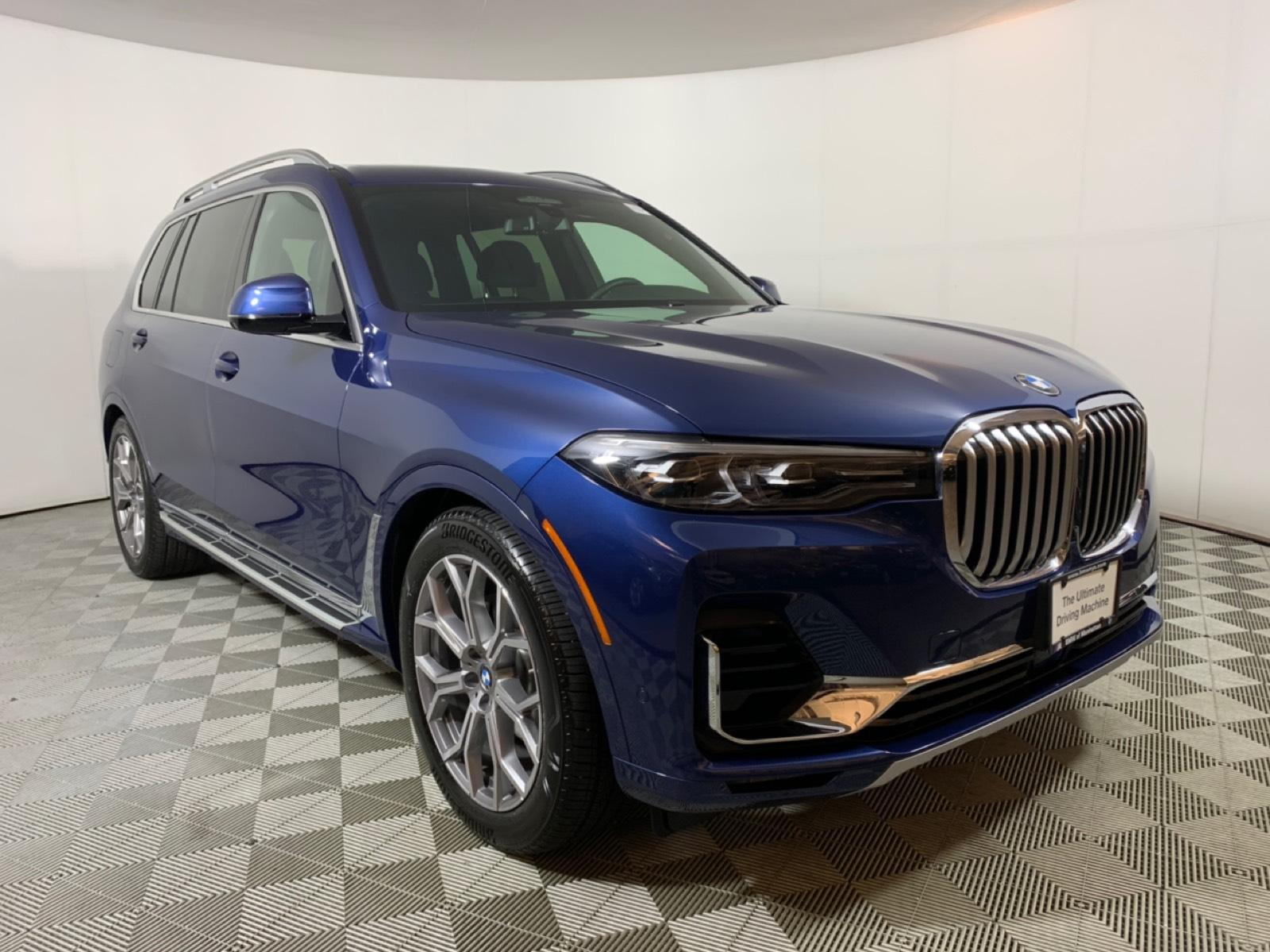 Pre-Owned 2020 BMW X7 xDrive40i xDrive40i