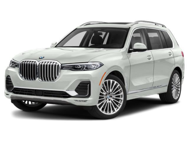 New 2019 Alpine White X7 xDrive50i