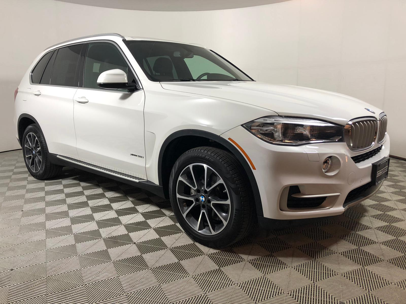 Certified Pre-Owned 2017 BMW X5 xDrive35i xDrive35i