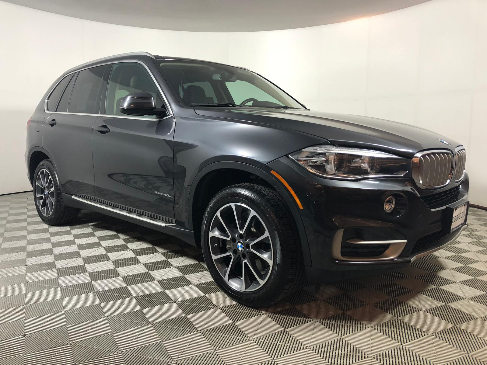 Certified Pre-Owned 2016 BMW X5 xDrive40e AWD Sport Utility
