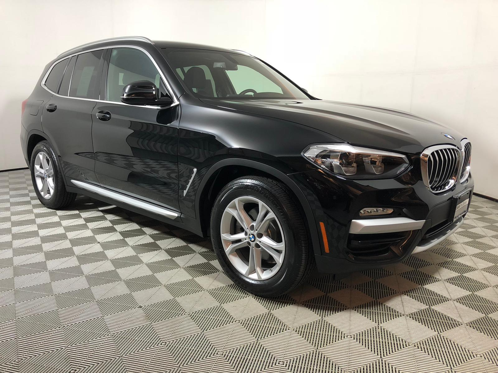 Pre-Owned 2018 BMW X3 xDrive30i xDrive30i