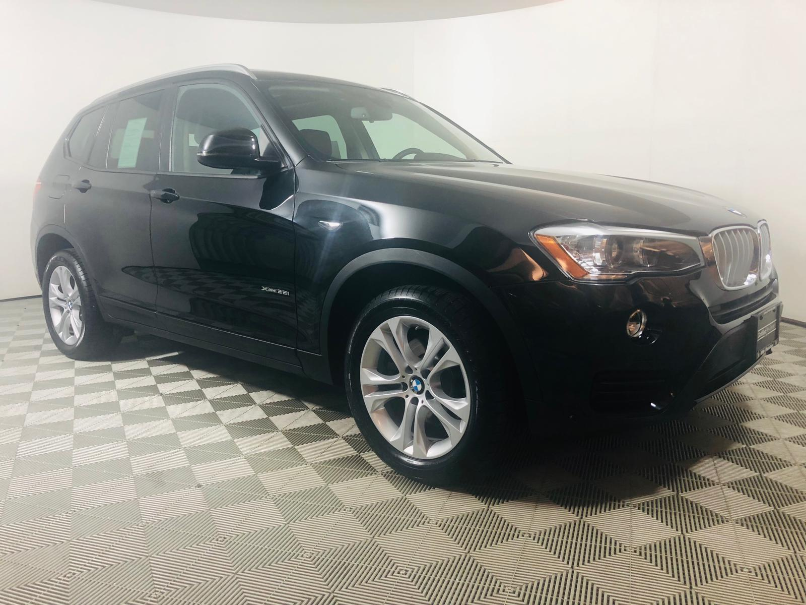 Certified Pre-Owned 2017 BMW X3 xDrive35i xDrive35i