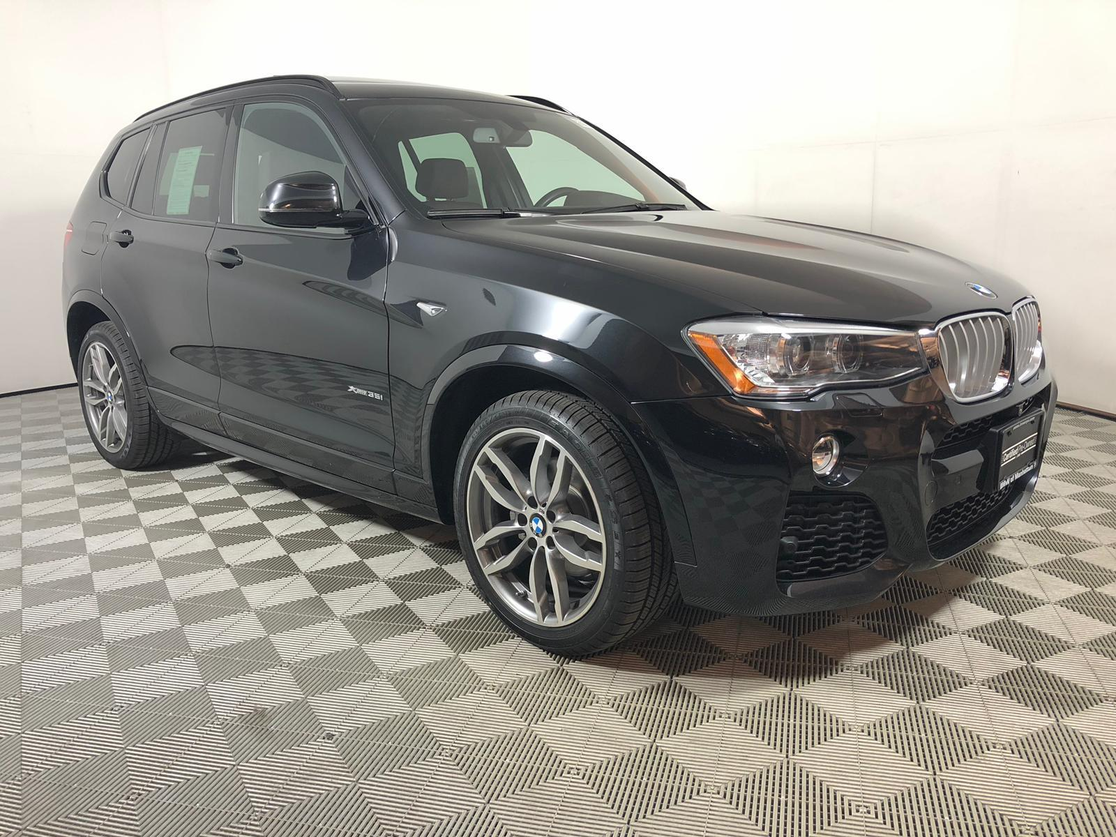 Certified Pre-Owned 2016 BMW X3 xDrive35i xDrive35i