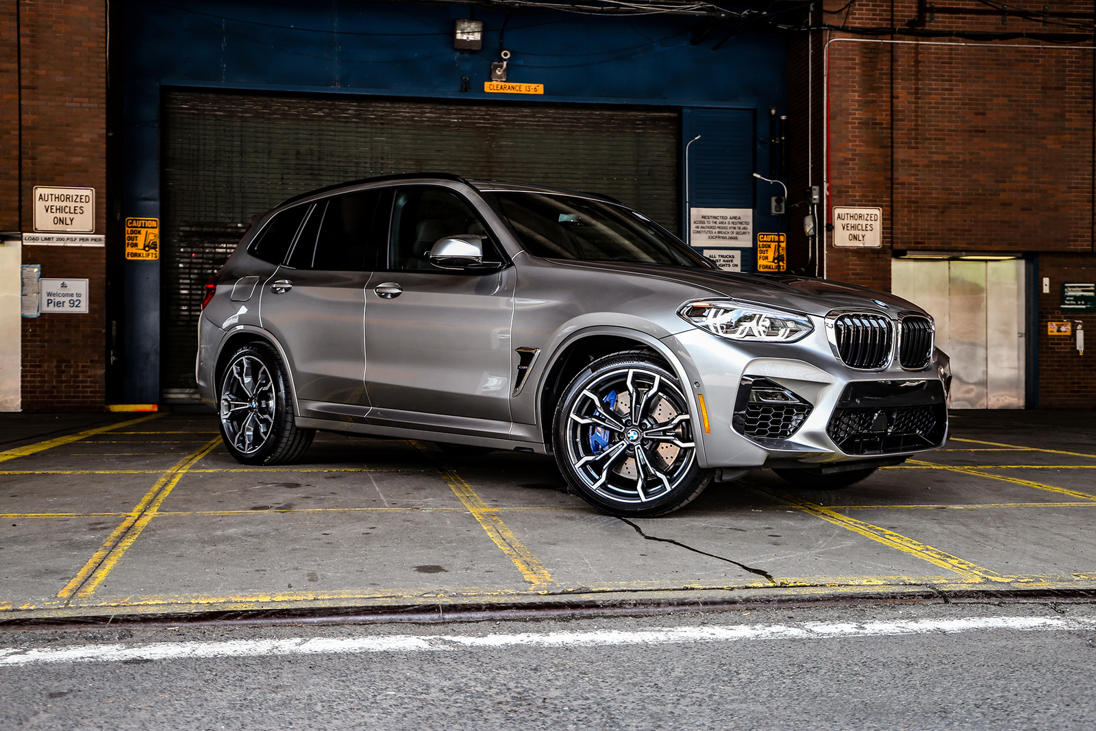 Bmw X3 M Sport >> New 2020 Bmw X3 M Sports Activity Vehicle Awd Sport Utility