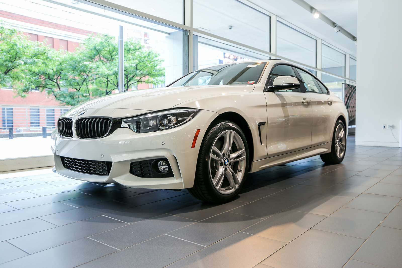 New 2020 Alpine White 440i xDrive Gran Coupe