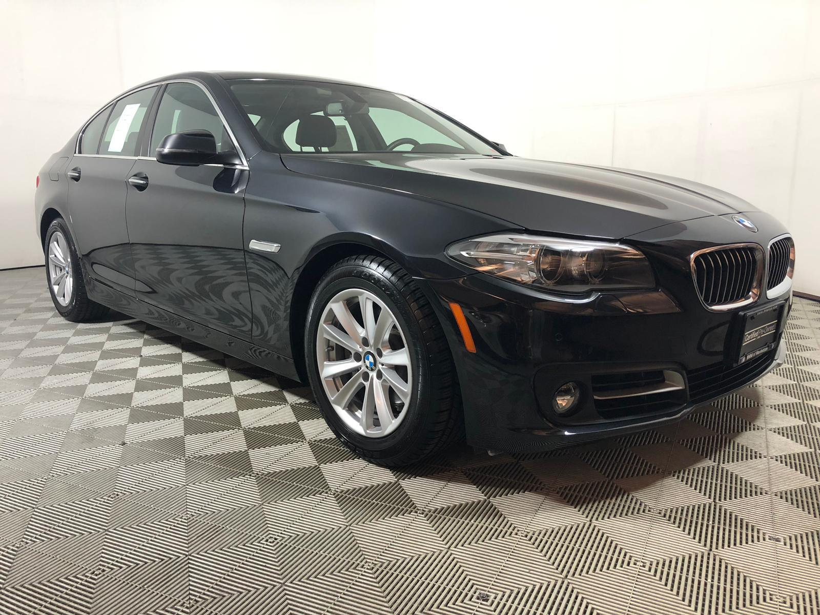 Certified Pre-Owned 2016 BMW 528i xDrive AWD 4dr Car