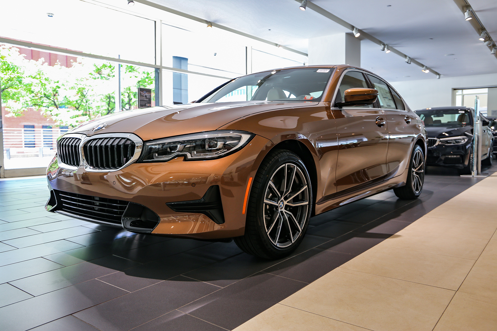 New 2019 BMW 330i xDrive AWD 4dr Car