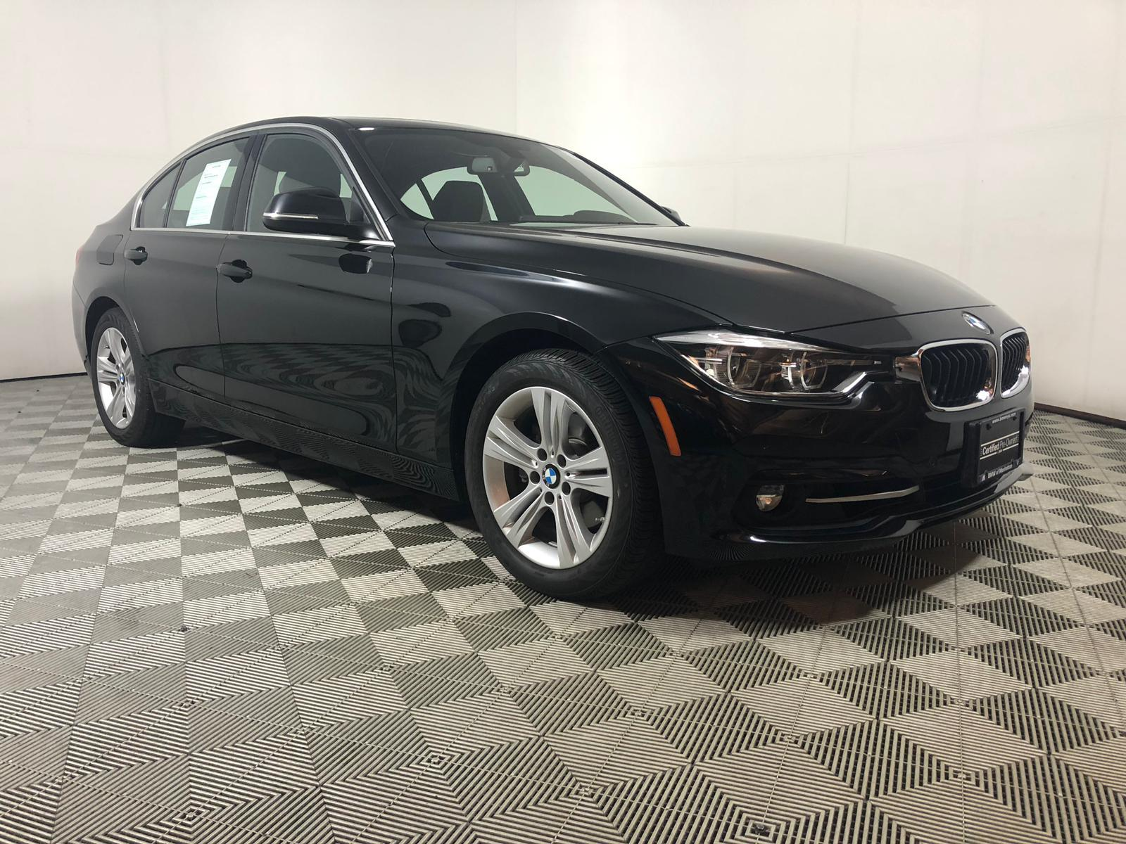 Certified Pre-Owned 2017 BMW 330i xDrive 330i xDrive