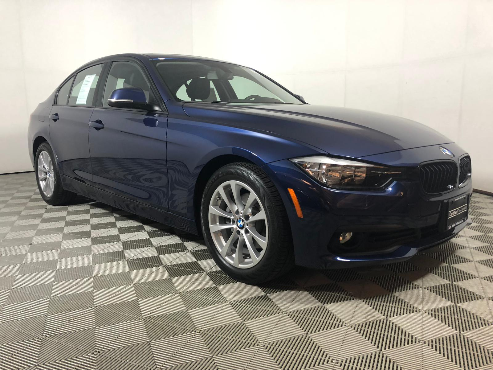 Certified Pre-Owned 2017 BMW 320i xDrive 320i xDrive