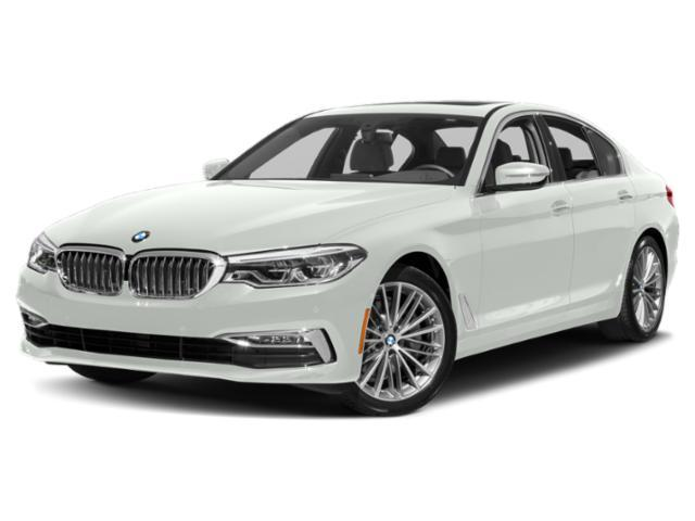 New 2019 Bmw 540i Xdrive 540i Xdrive 4dr Car In New York 191117