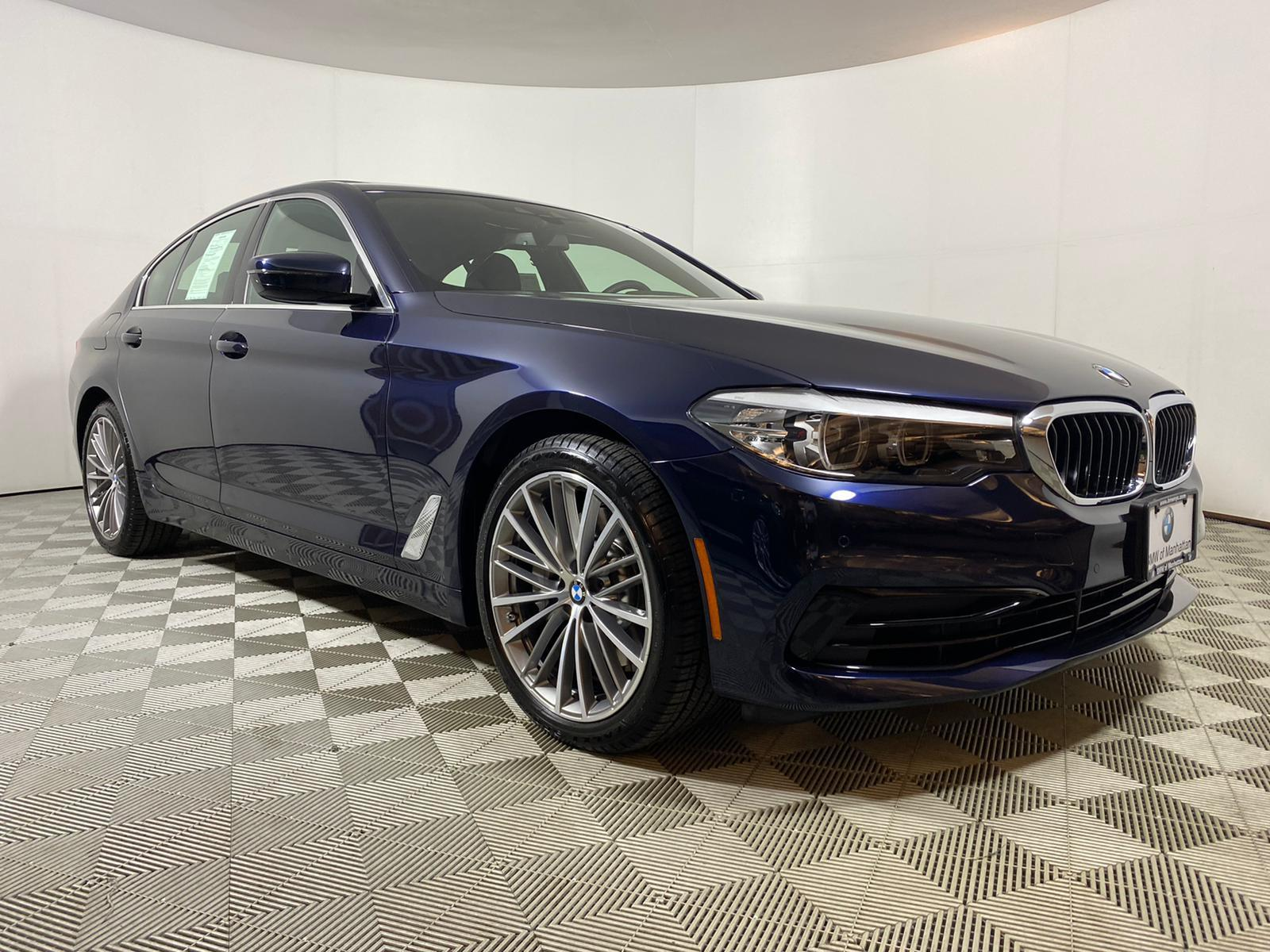 Pre-Owned 2020 BMW 530i xDrive 530i xDrive
