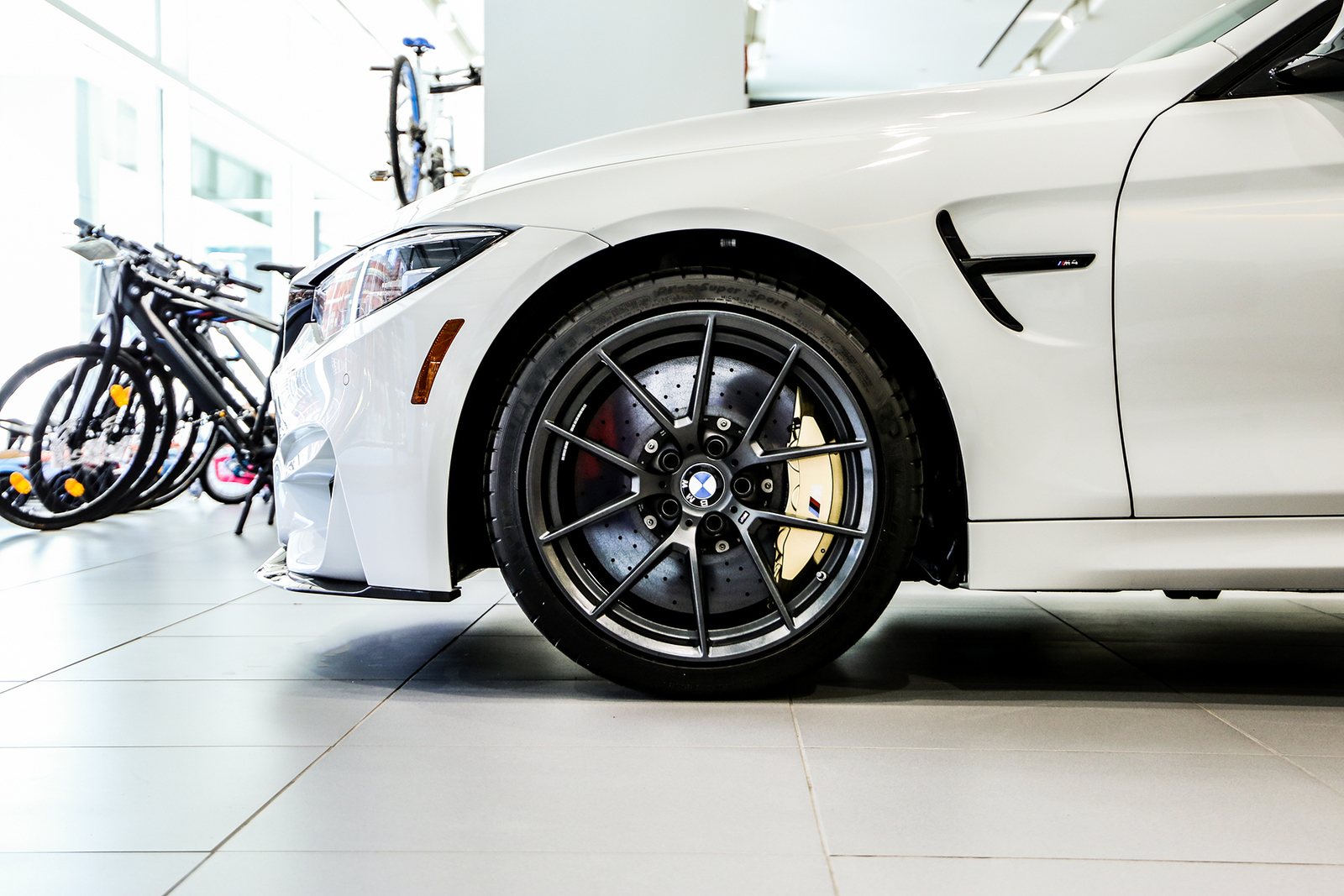 New 2020 BMW M4 CS Coupe RWD 2dr Car