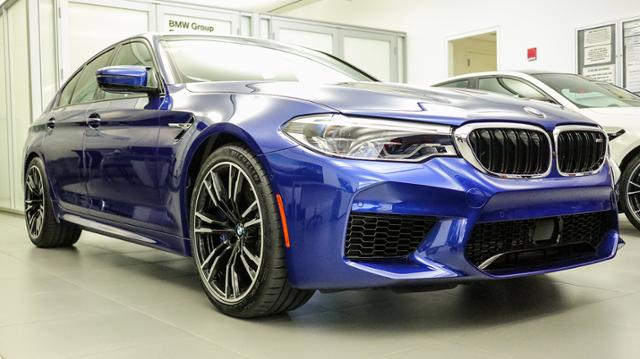 2019 Marina Bay Blue M5