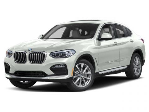 New 2019 BMW X4 xDrive30i xDrive30i