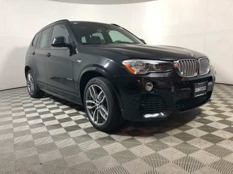 Certified Pre-Owned 2017 BMW X3 xDrive28i xDrive28i