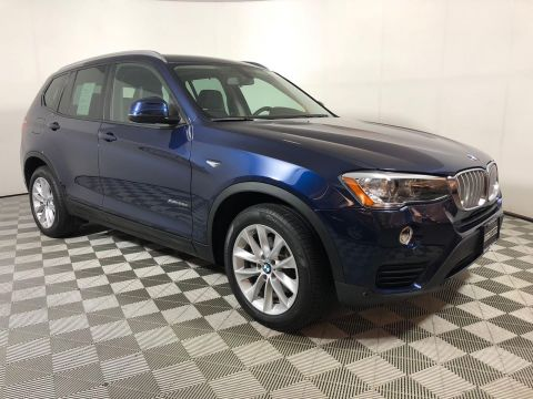 Certified Pre-Owned 2016 BMW X3 xDrive28d xDrive28d