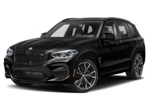 New 2020 BMW X3 M Competition Competition