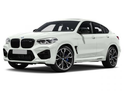 New 2020 BMW X4 M Sports Activity Vehicle