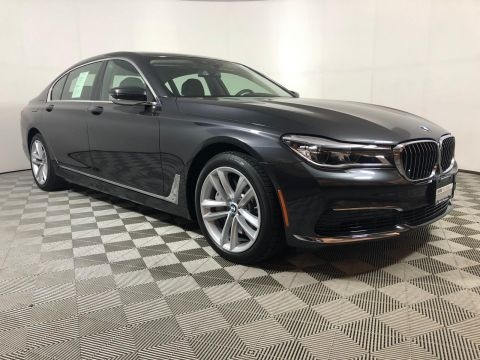 Pre-Owned 2019 BMW 750i xDrive 750i xDrive