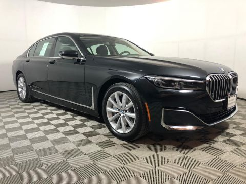 Pre-Owned 2020 BMW 740i xDrive 740i xDrive