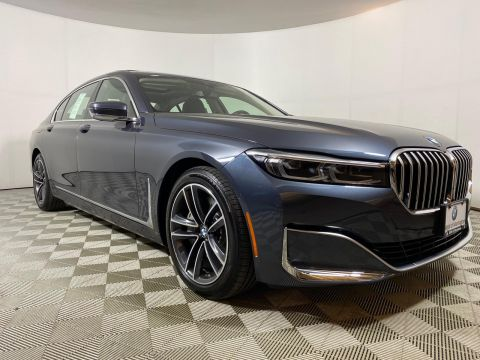 Pre-Owned 2020 BMW 750i xDrive 750i xDrive