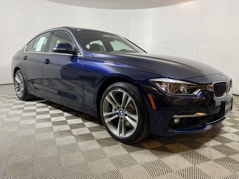 Certified Pre-Owned 2017 BMW 340i xDrive 340i xDrive