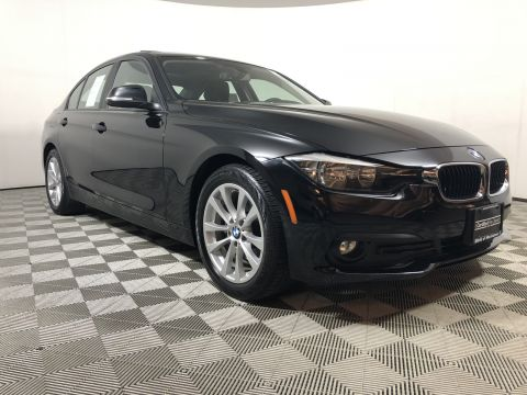 Certified Pre-Owned 2016 BMW 320i xDrive 320i xDrive