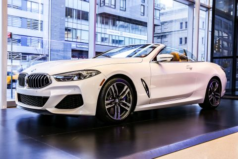 New 2019 BMW M850i xDrive M850i xDrive