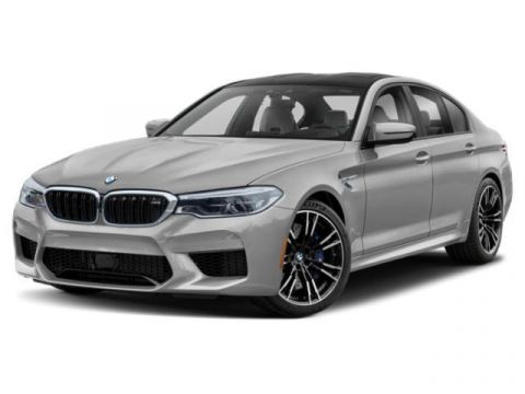 New 2020 BMW M5 Competition Sedan Competition