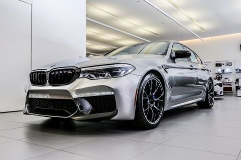 New 2020 BMW M5 Competition Competition